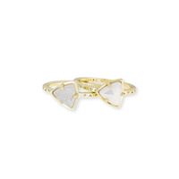 Kendra Scott Ann Ring Set in Viva