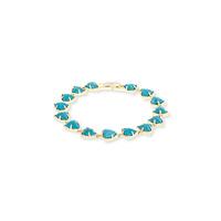 Kendra Scott Ripley Bracelet in Turquoise Magnesite