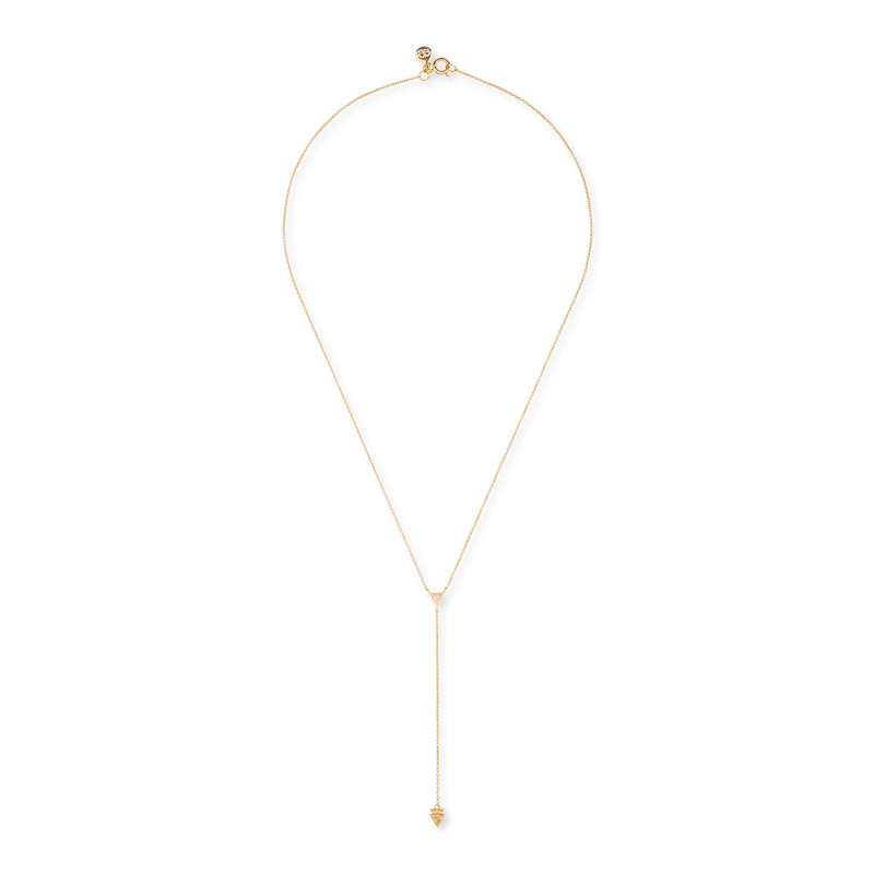 Gorjana Nesa Lariat Necklace