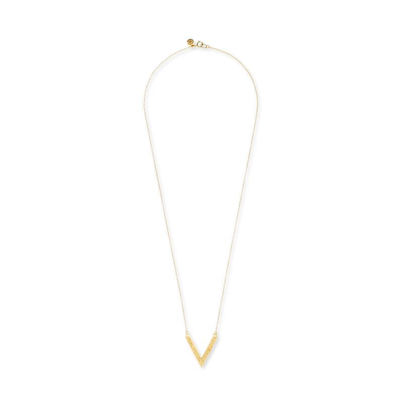 Gorjana Shae Reversible Pendant Necklace