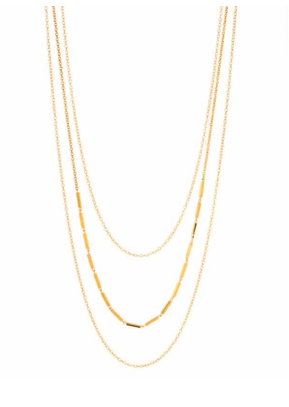 Gorjana Cameron Layer Necklace