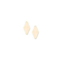 Sophie Harper Diamond Studs in Gold