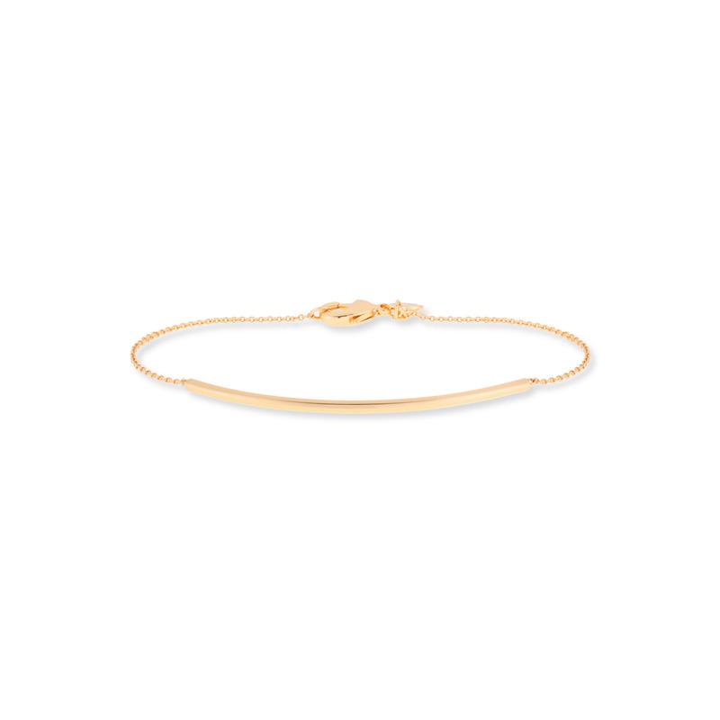 Gorjana Bali Tube Curved Bracelet