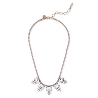 Loren Hope Alex Petite Necklace in Crystal
