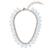 Loren Hope Sylvia Necklace in Ice Blue