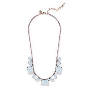 Loren Hope Blythe Necklace in Ice Blue