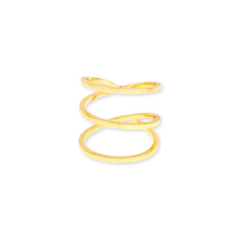 Gorjana Zoe Crossover Ring