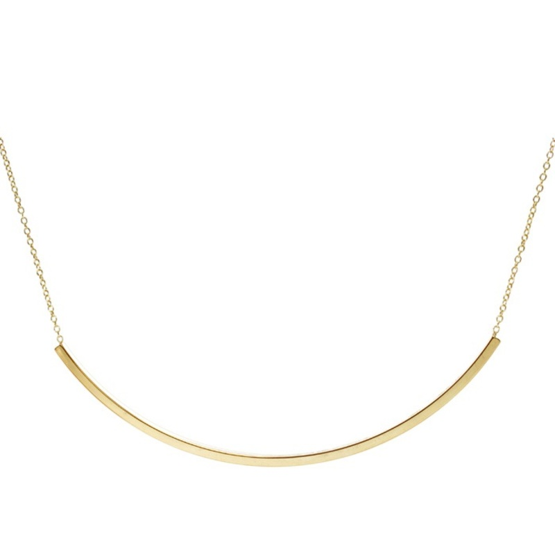 Kris Nations Harmony Collar Necklace in Gold