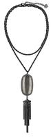 Kendra Scott Rayne Necklace in Mirror Rock Crystal