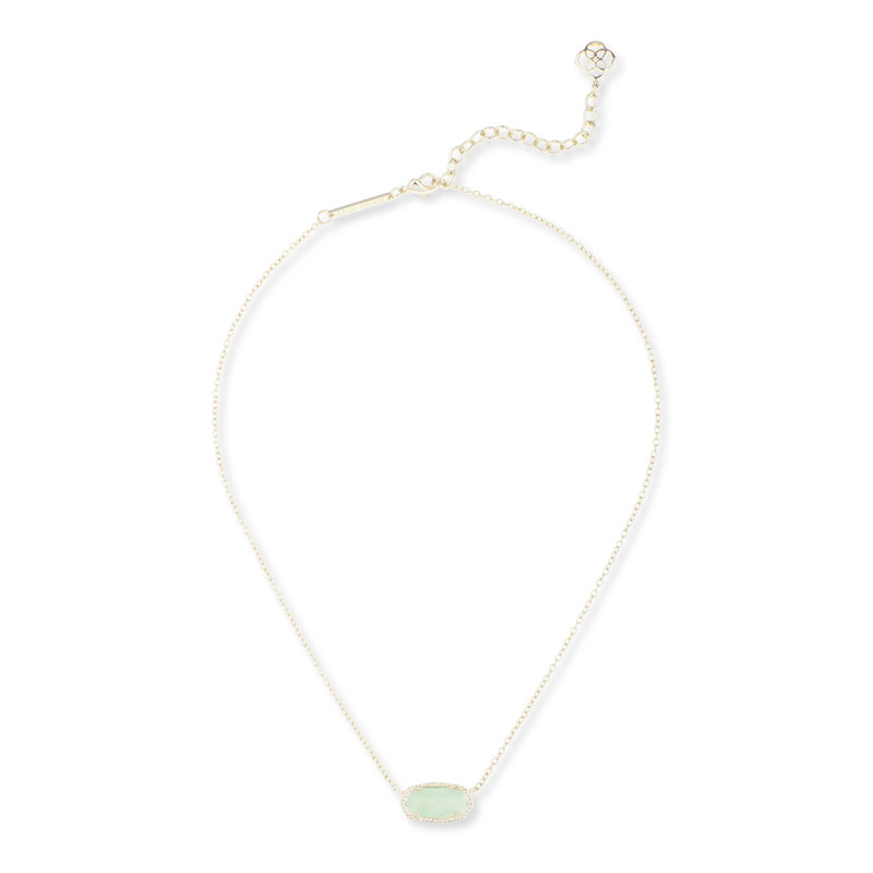 Kendra Scott Elisa Necklace in Chalcedony