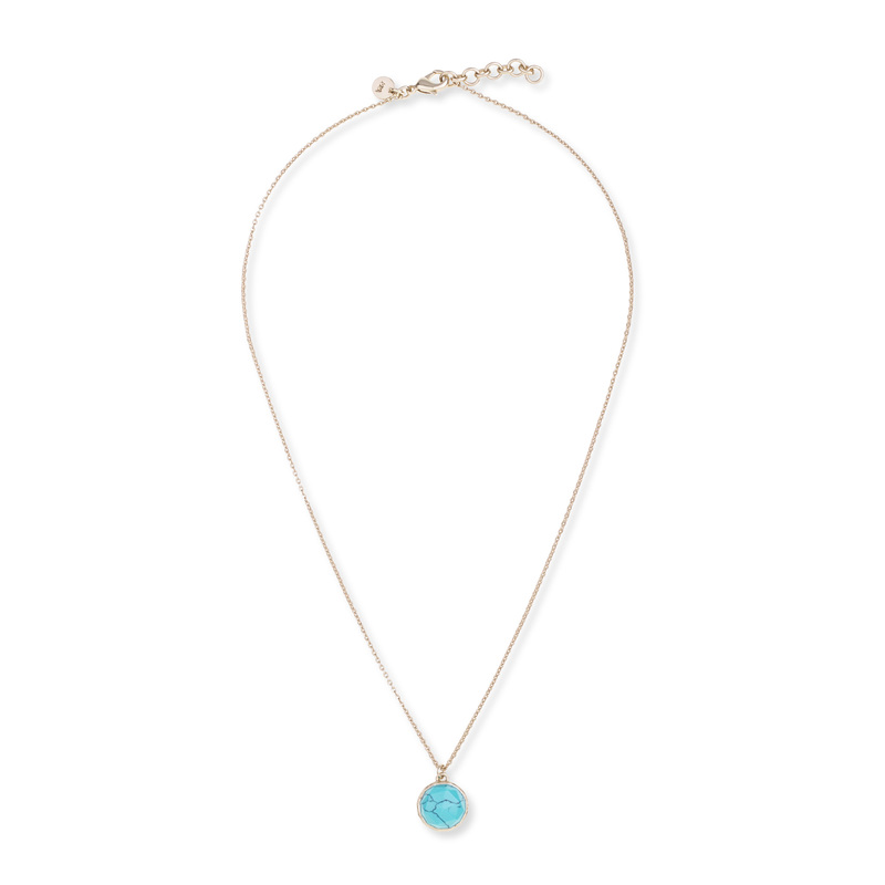 Melinda Maria Hunter Necklace in Turquoise