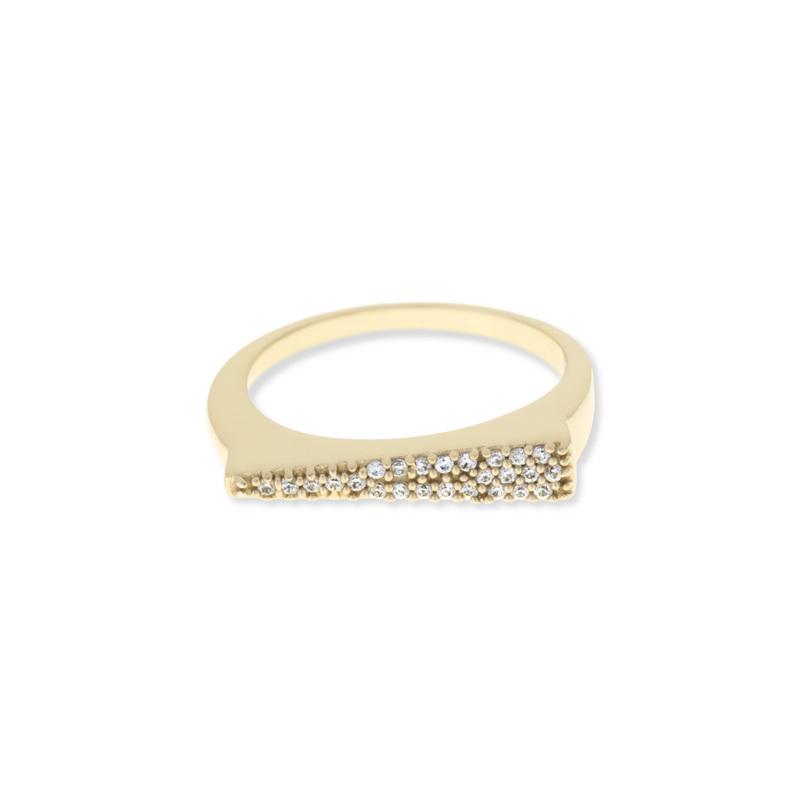 Melinda Maria Katrina Pave Ring