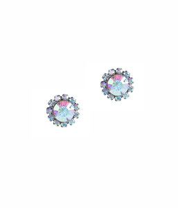 Loren Hope Chloe Studs in Iridescent