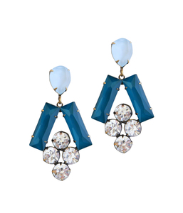 Loren Hope Petra Earrings in Nightfall