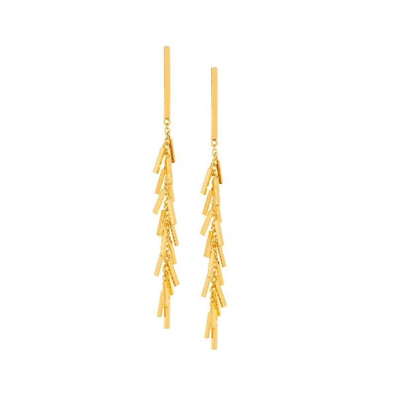 Gorjana Cameron Fringe Earrings