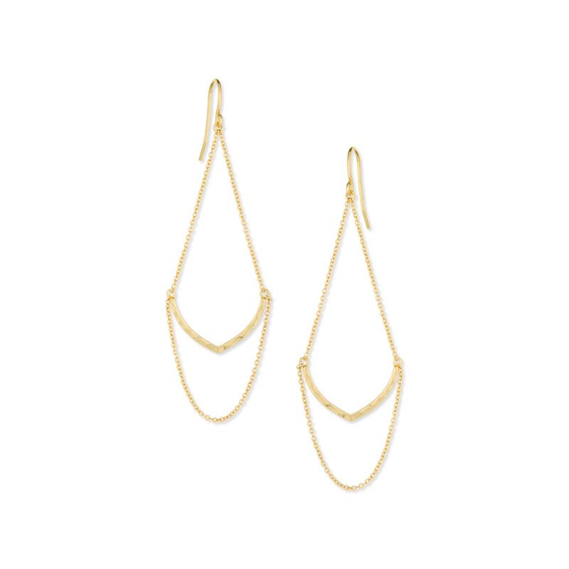 Gorjana Amanda Drop Earrings