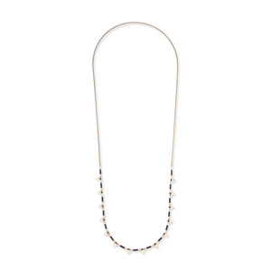 Jenny Bird Byron Banting Necklace in Black