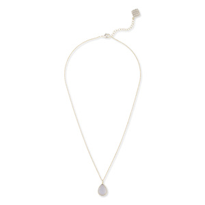 Kendra Scott Kiri Necklace in Slate