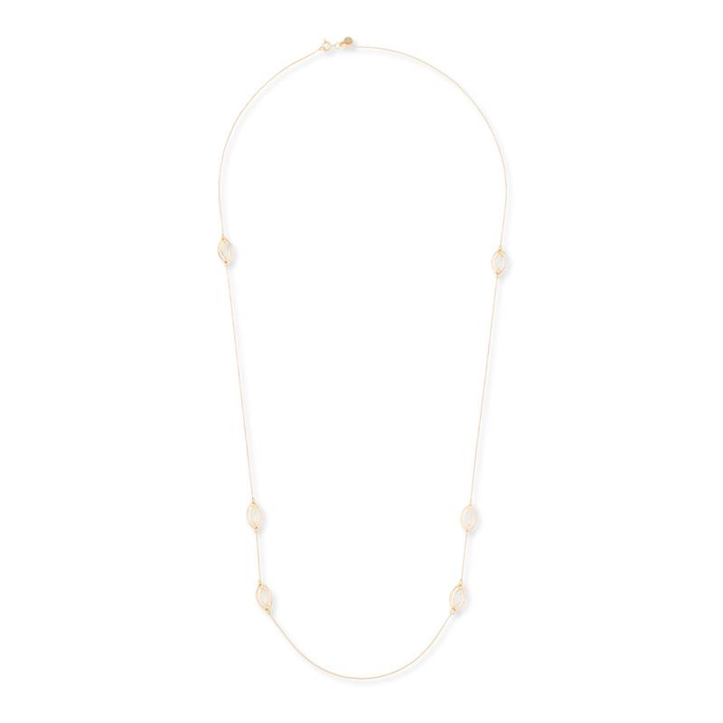 Gorjana Mesa Wave Wrap Necklace