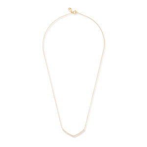 Gorjana Cress Shimmer Necklace