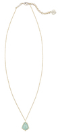 Kendra Scott Cory Necklace in Amazonite