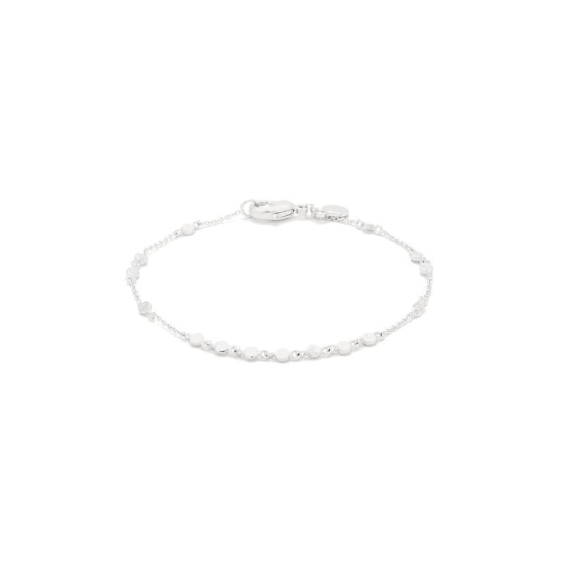 Gorjana Chloe Mini Bracelet in Silver