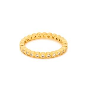 Gorjana Candice Shimmer Ring in Gold