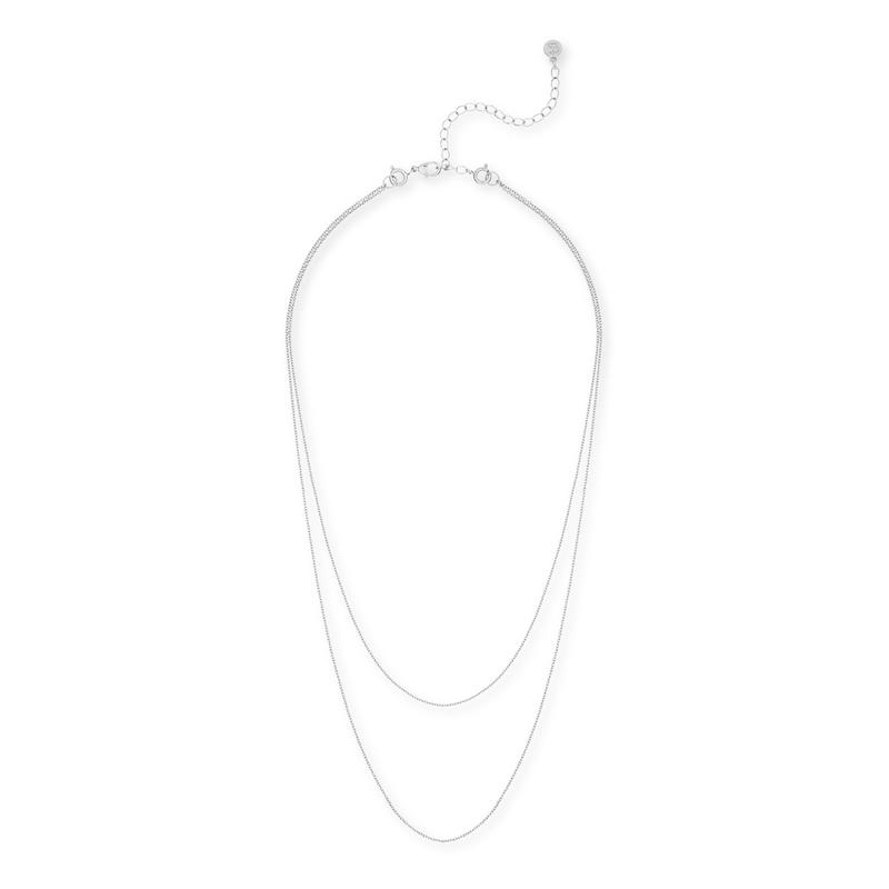 Gorjana Design It Yourself Starter Chain in Silver