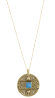 House of Harlow 1960 Maricopa Coin Pendant Necklace