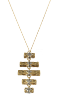 House of Harlow 1960 Anza Pendant Necklace