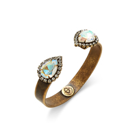 Loren Hope Small Sarra Cuff in Iridescent