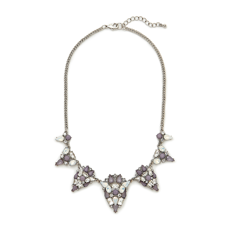 Perry Street Patrice Necklace in Silver