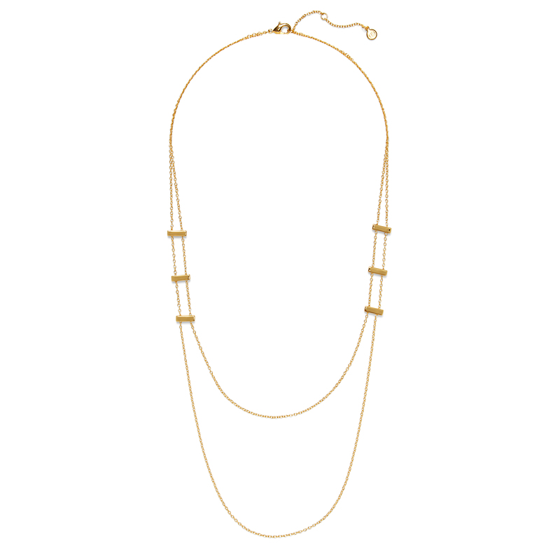 Gorjana Zuma Layered Necklace