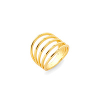 Gorjana Carine Ring in Gold