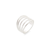 Gorjana Carine Ring in Silver