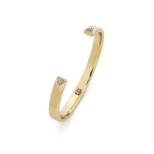 House of Harlow 1960 Dakota Cuff in Gold