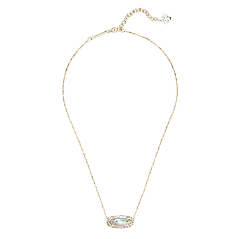 Kendra Scott Annika Necklace in Abalone