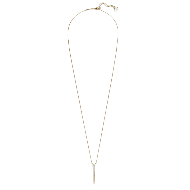 Kendra Scott Hudson Necklace in Gold