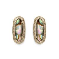 Kendra Scott Aston Earrings in Abalone