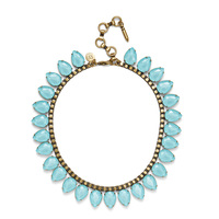 Loren Hope Sylvia Necklace in Bay Blue