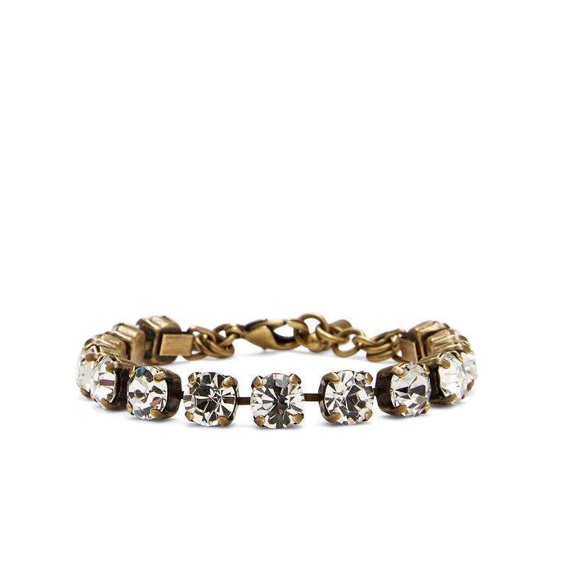 Loren Hope Arista Bracelet in Crystal