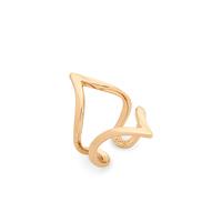 SLATE Geometric Diamond Ring