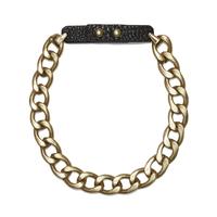 Jenny Bird RiRi Collar Necklace in Gold