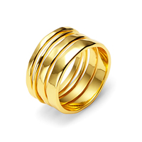 Gorjana G Stacking Ring Set
