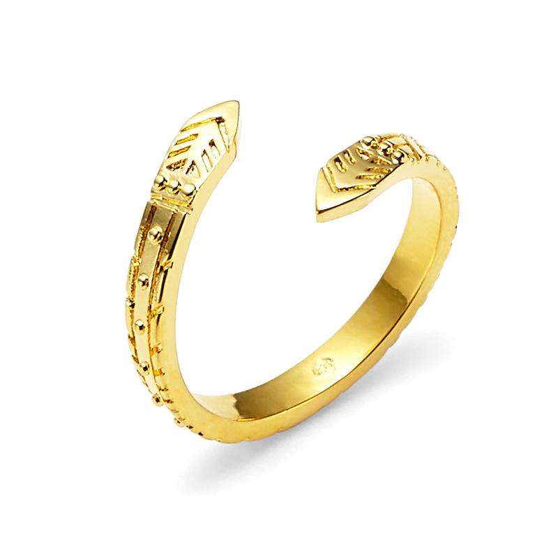 Gorjana Mara Cobra Midi Ring