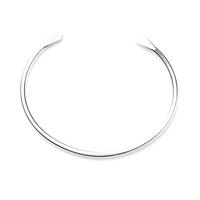 Nashelle Pinch Cuff in Silver