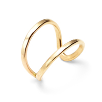 Nashelle Aria Ring in Gold