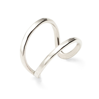Nashelle Aria Ring in Silver