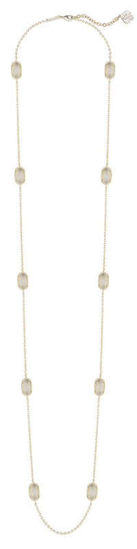 Kendra Scott Kellie Necklace in Slate