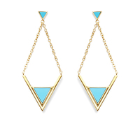 Gorjana Carmen Drop Earrings